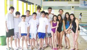 6a Concentração Circuito Municipal das Escolas de Natação (2)